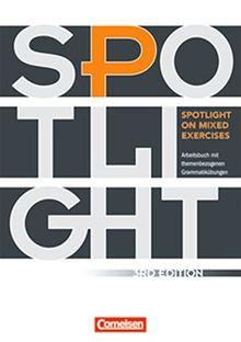 Spotlight on Mixed Exercises - Third Edition: A2-B1 - Arbeitsbuch mit Lösungen