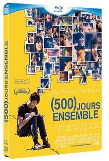 500 jours ensemble [Blu-ray] [FR Import]