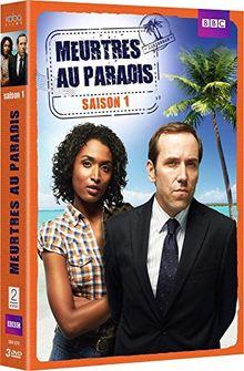 Coffret meurtre au paradis, saison 1 [FR Import]