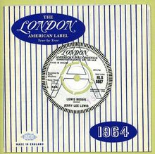 The London American Label Year By Year-1964