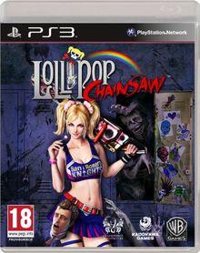 Lollipop Chainsaw (PEGI-Version)