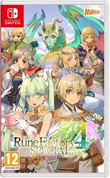 Rune Factory 4 Spezielles Nintendo Switch-Spiel