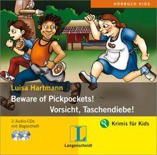 Beware of Pickpockets / Vorsicht, Taschendiebe