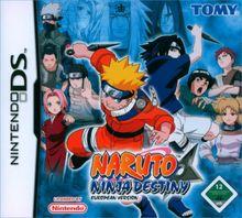 Naruto - Ninja Destiny European Version