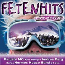 Fetenhits Apres Ski 2003