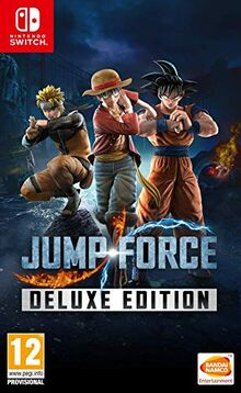 Jump Force Deluxe Edition (Nintendo Switch) [