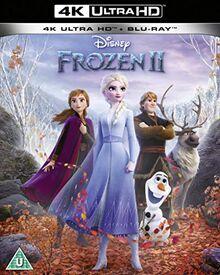 Frozen 2 [Blu-Ray] [Region Free] (IMPORT) (Keine deutsche Version)
