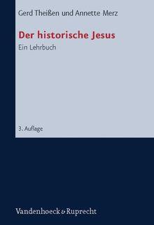 Der historische Jesus. Ein Lehrbuch