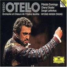 Verdi: Othello (Gesamtaufnahme Paris 1993)