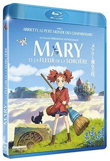 Mary et la fleur de la sorcière [Blu-ray] [FR Import]