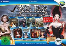 Grim Tales: Die Gray Familien-Saga (8 in 1 Bundle)