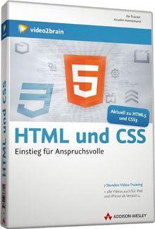 HTML5 und CSS3 - Videotraining (PC+MAC+Linux)