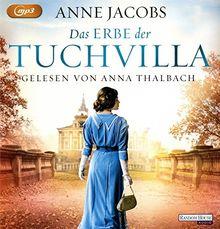 Das Erbe der Tuchvilla (Die Tuchvilla-Saga, Band 3)