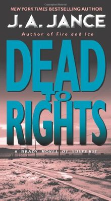 Dead to Rights (Joanna Brady Mysteries, Band 4)