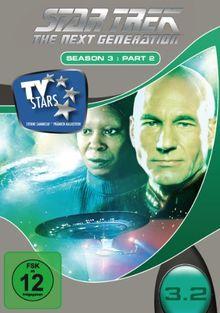 Star Trek - Next Generation - Season 3.2 (4 DVDs)
