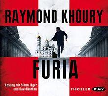 Furia: Lesung mit Simon Jäger und David Nathan (6 CDs)