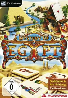 Mystery of Egypt [Software Pyramide]