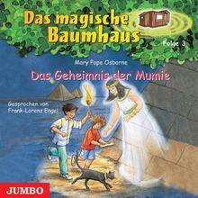 Das magische Baumhaus 03. Das Geheimnis der Mumie. CD