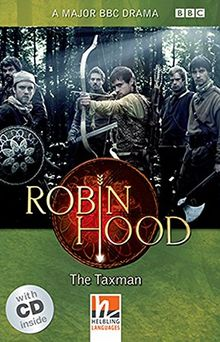 Robin Hood - The Taxman, mit 1 Audio-CD: Helbling Readers Movies / Level 1 (A1) (Helbling Readers Fiction)