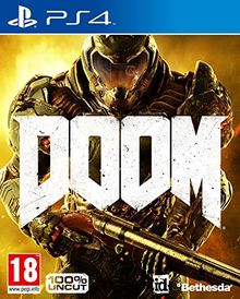 DOOM - 100% Uncut - Day One Edition [AT-PEGI] - [PlayStation 4]