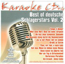 Best of Deutsche Schlagerstars Vol.2 - Karaoke