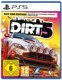 DIRT 5 - Day One Edition (Playstation 5)