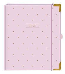 Premium-Terminplaner Rosé 2021