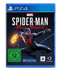 Marvel's Spider-Man: Miles Morales - [PlayStation 4]