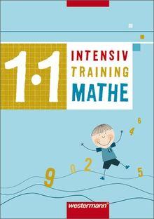 Mathematik Lernhilfen - Ausgabe 2004 für Grundschulen. Ausgabe 2004 für Grundschulen: Intensivtraining Mathe: Das kleine Einmaleins