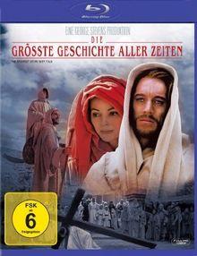 Die größte Geschichte aller Zeiten [Blu-ray]
