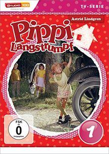 Pippi Langstrumpf - TV-Serie, DVD 1