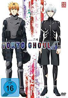 Anime Serie Tokyo Ghoul
