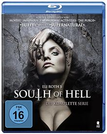 Eli Roth's South of Hell [Blu-ray]