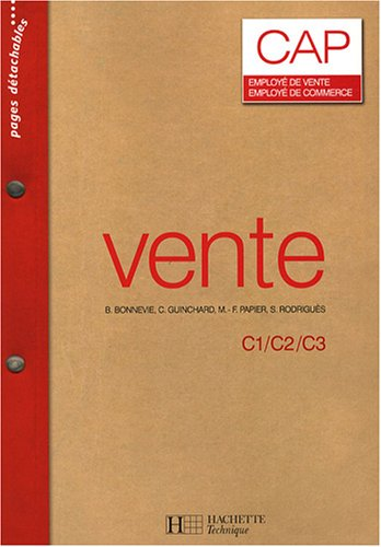 vente cap employ u00e9 de vente  employ u00e9 de commerce de b  bonnevie