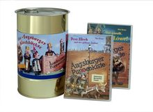 Die Augsburger Blechbüchse (inkl. Don Blech + Gut gebrüllt Löwe) [Special Edition] [2 DVDs] [Special Edition]