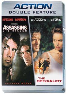 Assassins - Die Killer / The Specialist (im Steelcase) [2 DVDs]