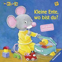ministeps® Bücher: Kleine Ente, wo bist du?: Ab 18 Monaten