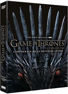 MOVIE - GAME OF THRONES SAISON 8 (1 DVD)