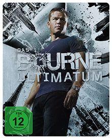 Das Bourne Ultimatum - Steelbook [Blu-ray] [Limited Edition]
