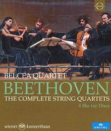 Beethoven: Sämtliche Streichquartette [Blu-ray]