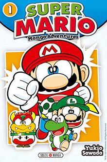 Artikelbild Manga Mario Bros