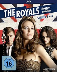 The Royals - Staffel 1-3 [Blu-ray]