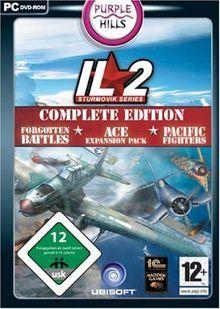 IL-2 Sturmovic Series Complete Edition [Purple Hills]