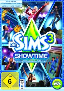 Die Sims 3: Showtime (Add-On)