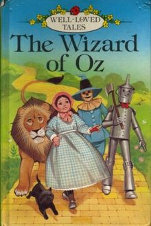 Wizard of Oz (Well Loved Tales Level 3)