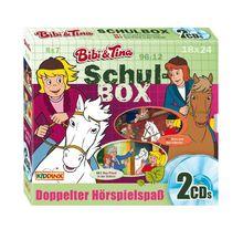 Schulbox: Alex U.d.Internat/Pferd in der Schule