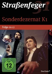 Straßenfeger 31: Sonderdezernat K1, Folgen 01-12 [4 DVDs]