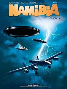 Kenya, Tome 4 : Namibia saison 2