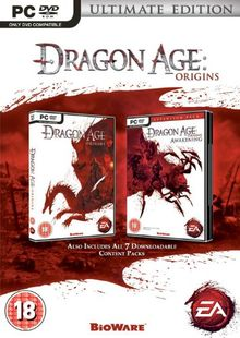 [UK-Import]Dragon Age Origins Ultimate Edition Game PC
