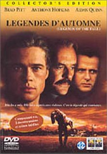 Legendes d Automne (Legends of the Fall) - DVD